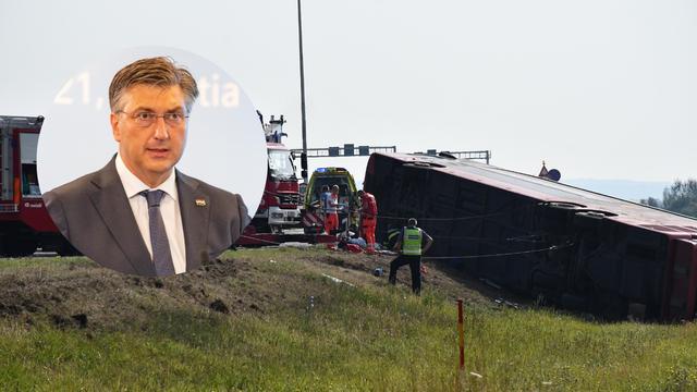 Plenković izrazio sućut zbog strašne nesreće: Ministar Beroš i Trut na putu su za Sl. Brod