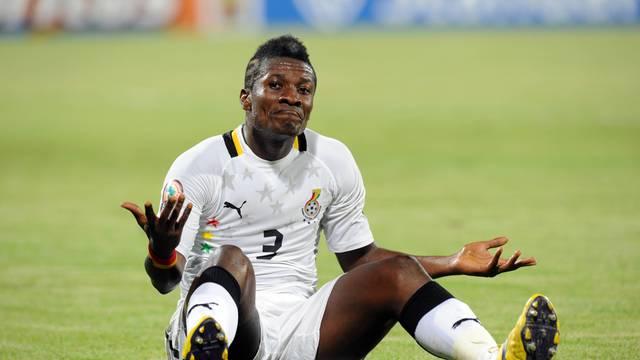 Soccer - 2012 African Cup of Nations Finals - Ghana v Guinea - Franceville