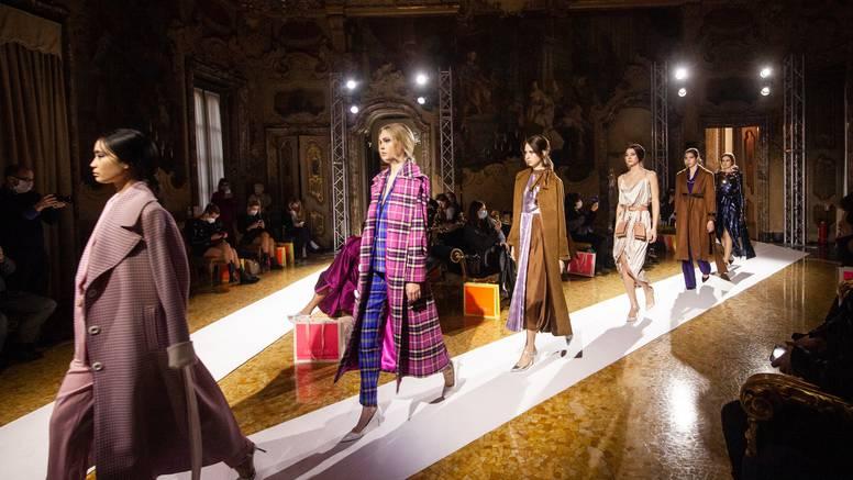 Lana Puljić na tjednu mode u Milanu predstavljena kao jedna od novih dizajnerskih talenata