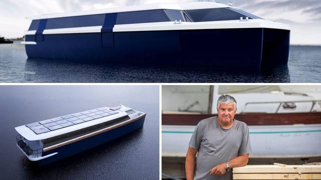 Luciano iz Istre gradi eko-brod: Sanjam o njemu već 12 godina