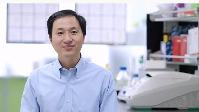 Osuđen je kineski znanstvenik zaslužan za prve GMO bebe...