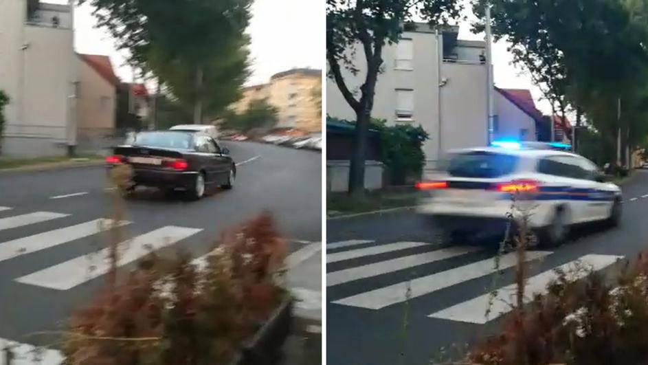 'Divljak' iz Zagreba će platiti 17.800 kn i ostaje bez vozačke