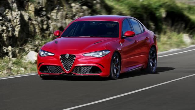 Alfa Romeo Giulia u listopadu dolazi na hrvatsko tržište