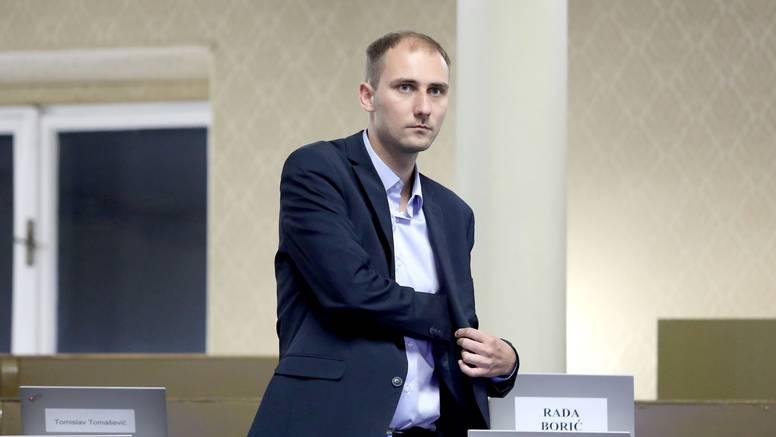 Matej Mišić kandidirao se za predsjednika SDP-a u Zagrebu