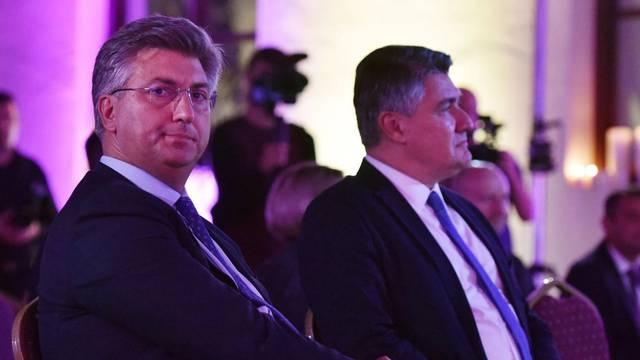 Plenković o svađi sa Zoranom Milanovićem: 'Ne bi mi palo na pamet da se tako ponašam!'