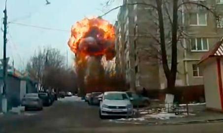 Snimio dramatičnu eksploziju: 24 tisuće ljudi bilo bez grijanja