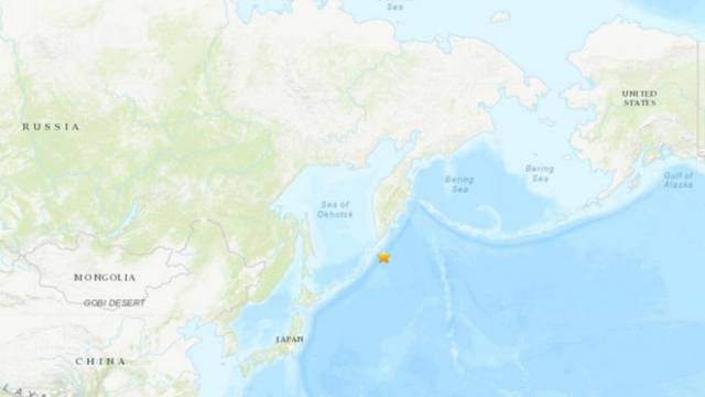 Rusiju pogodio potres od 7,6 po Richteru: Mogući tsunamiji