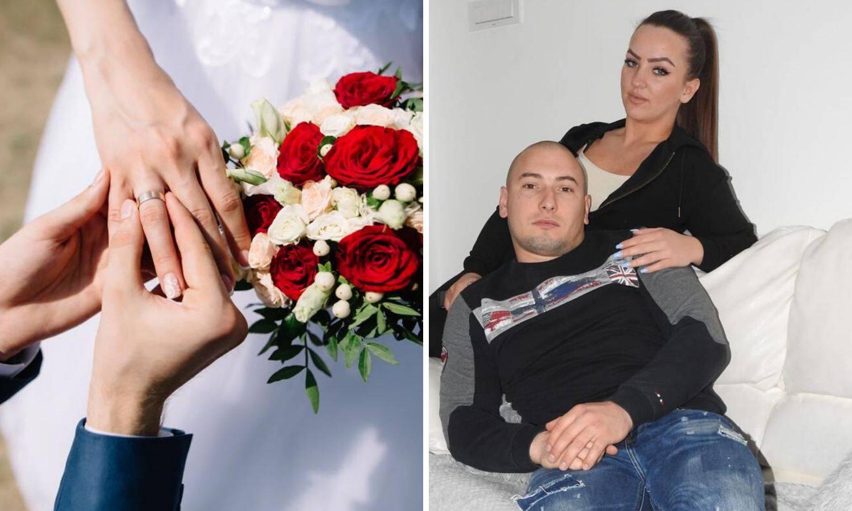 Mladencima teško pala odgoda: Vjenčanje nam uništila korona