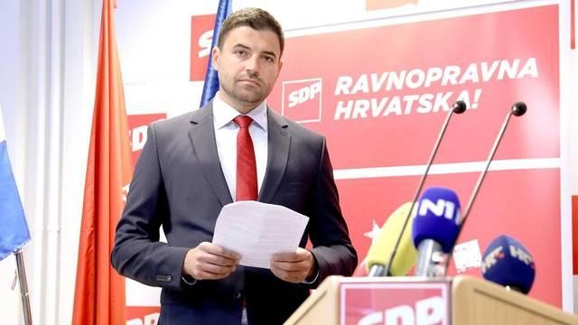 Zagreb: SDP na konferenciji govorio o izmjenama izbornog sustava