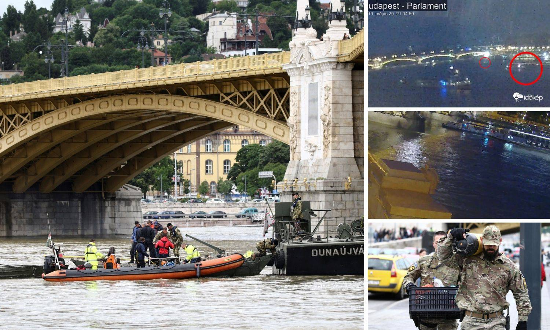 Iz Dunava izvukli još tri tijela: Je li kapetan kruzera krivac?!