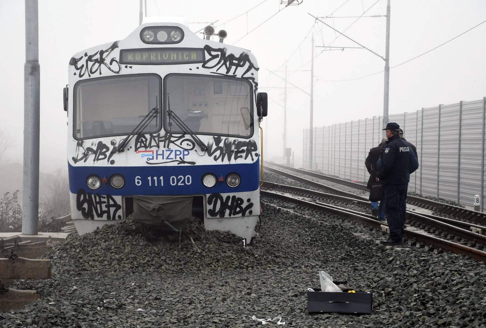 'Svi smo bili u šoku': Vlak kod Križevaca iskočio iz tračnica