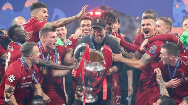 Tottenham Hotspur - FC Liverpool
