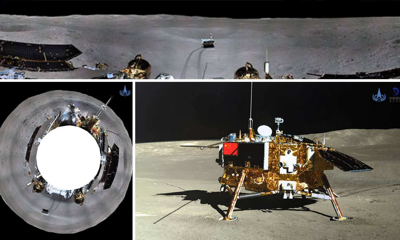 Kinezi s tamne strane Mjeseca poslali impresivnu fotografiju