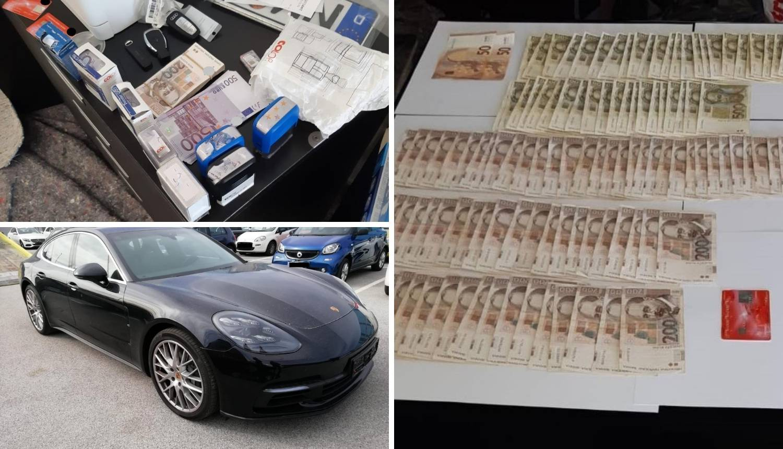 Zbog utaje poreza su uhitili 14 ljudi: Šteta čak 75 milijuna kn!