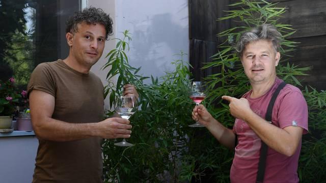Juričan s frendom proizvodi gin: Bit će dugovječan kao Manolić!
