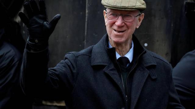 FILE PHOTO: Funeral of Gordon Banks