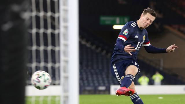 Scotland v Israel - UEFA Euro 2020 - Play-Offs - Semi Final - Hampden Park