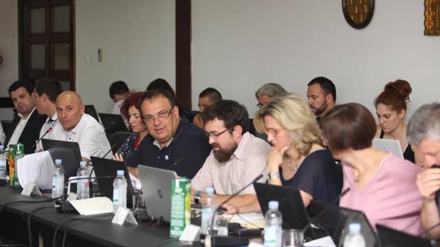 Split: 22. sjednica Gradskog vijeća