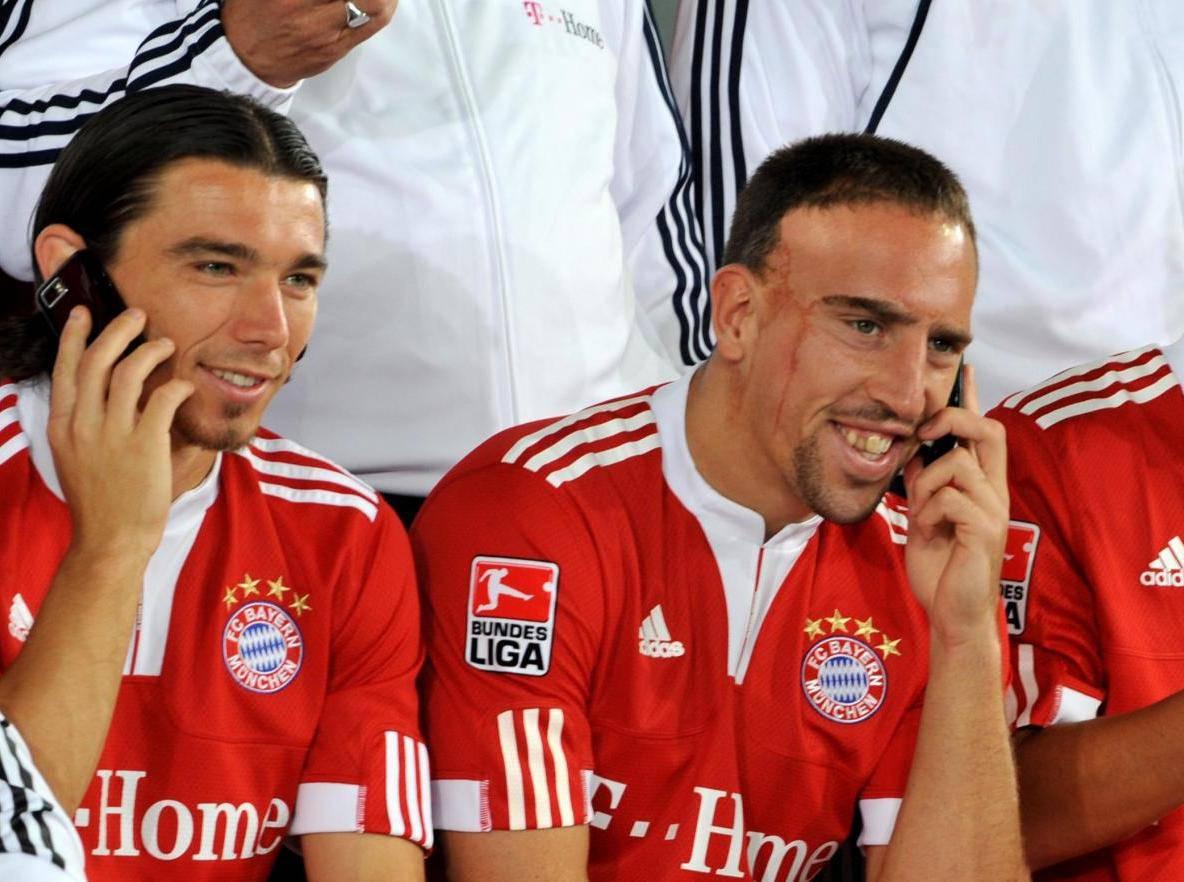 German Bundesliga - FC Bayern Munich photo call
