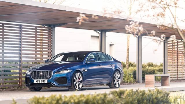 Jaguar obnovio svoj luksuzni XF, velike promjene u interijeru