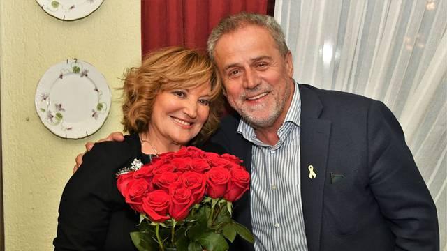Slavlje za jubilej: Bandić i Gabi nazdravili za Terezin rođendan