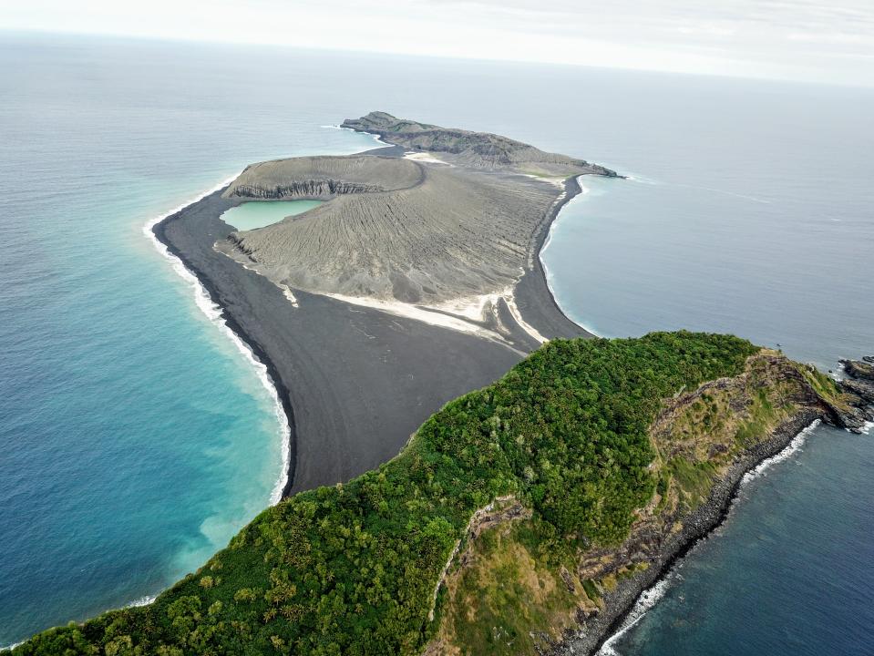 Misteriozni otok: Nastao prije četiri godine, a sad je 'oživio'...