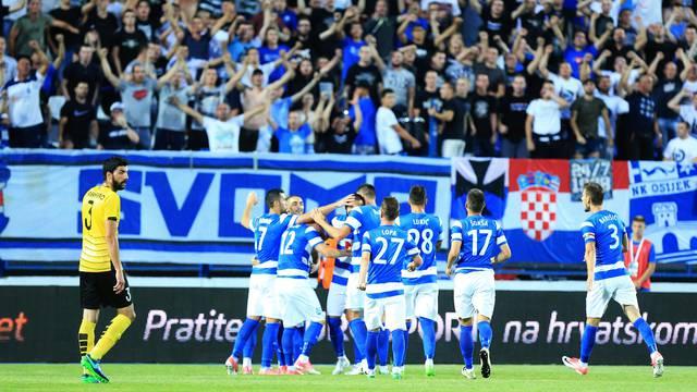 NK Osijek - UE Santa Coloma