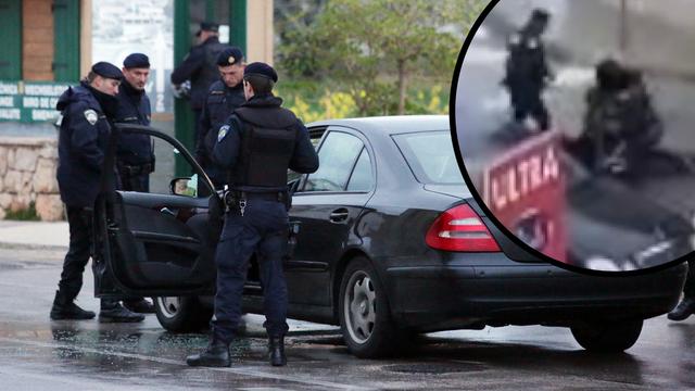 Dramatični video: Specijalci su opkolili ubojicu i bacili ga na tlo