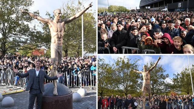 Postao suvlasnik Hammarbyja pa mu demolirali kip u Malmöu