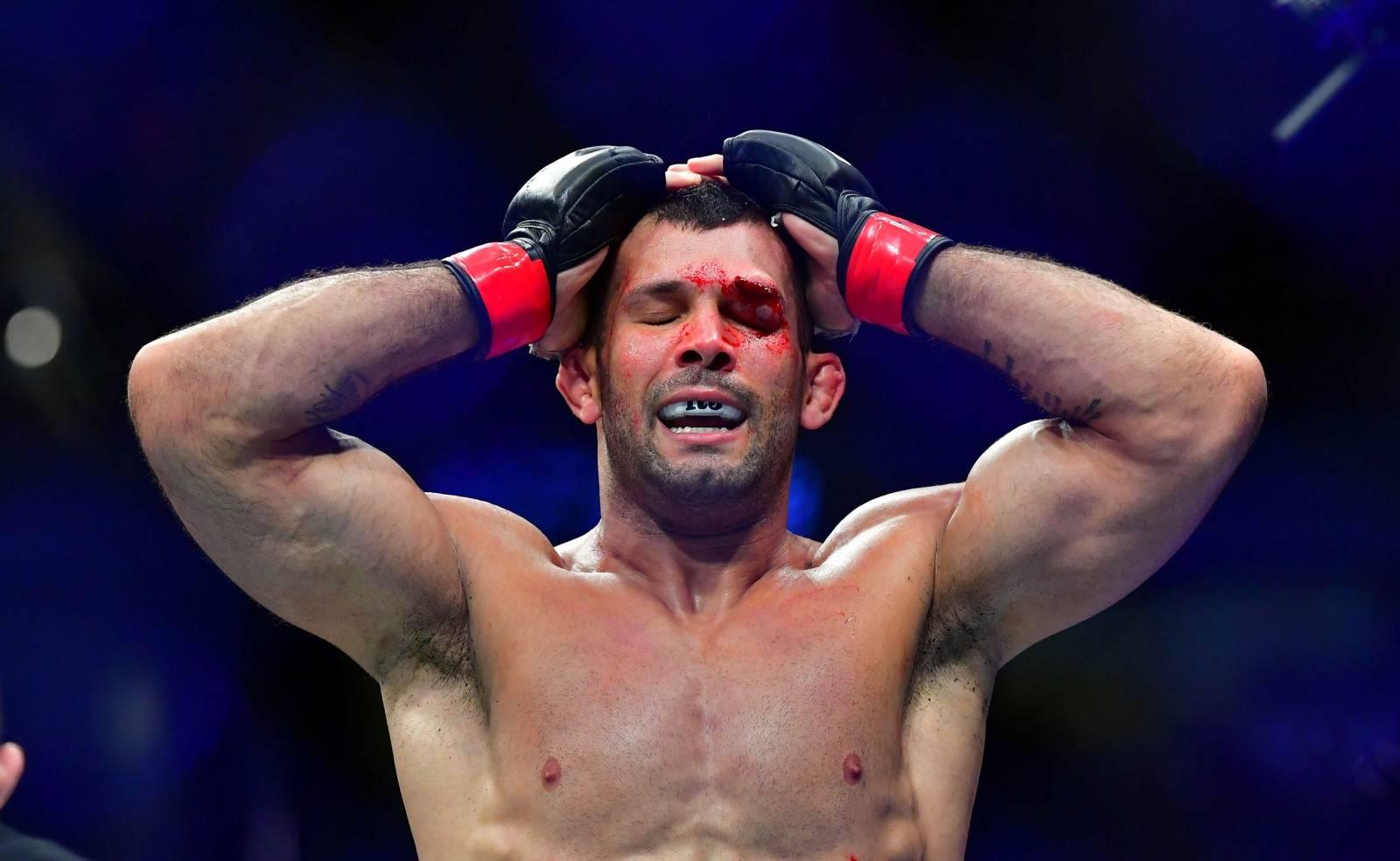 MMA: UFC 248-Vieira vs Safarov