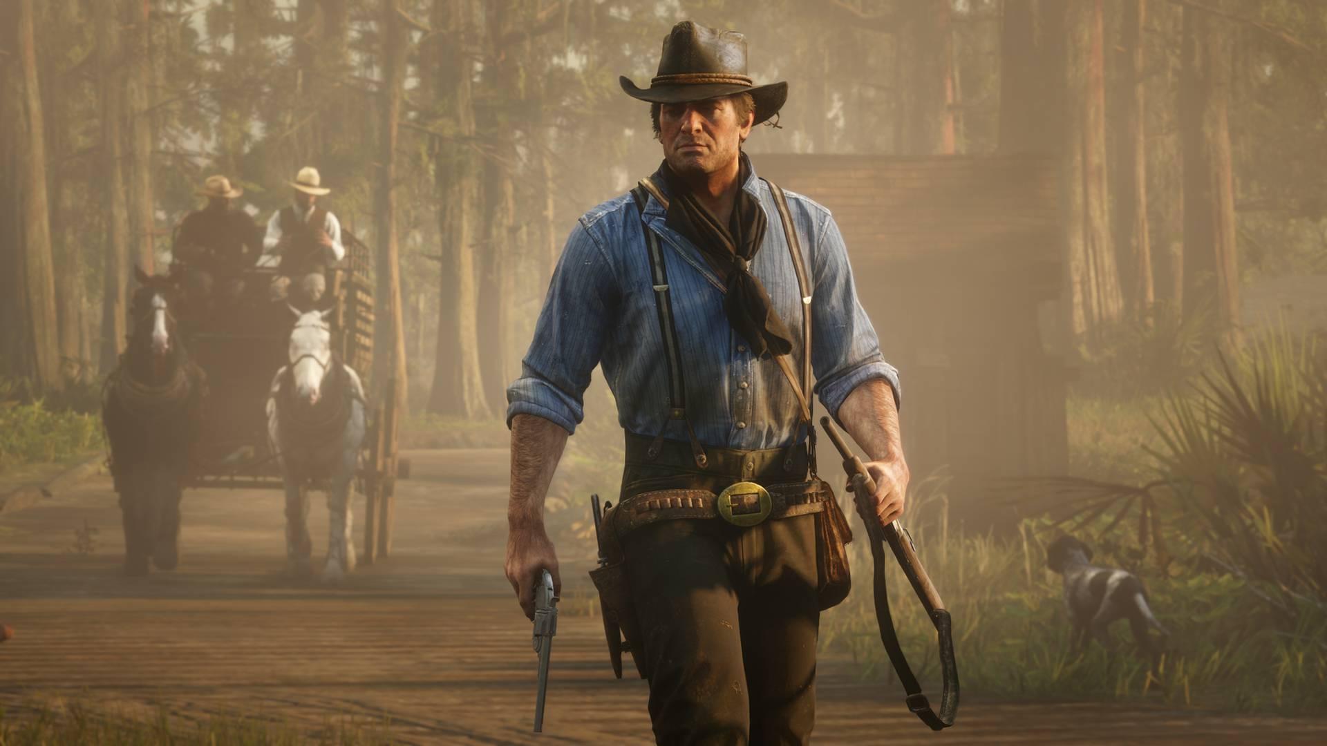 Ispraznite konzole: Red Dead 2 stiže i trebat će mu čak 90 GB