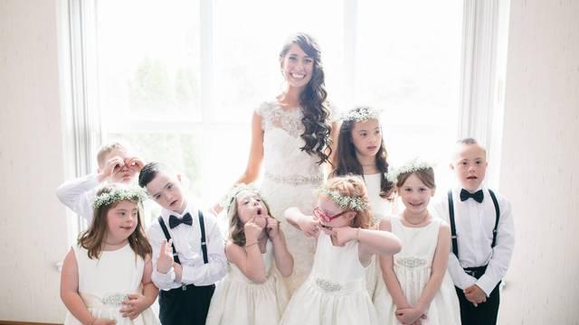 Učiteljica uključila učenike u svadbu: 'Oni su mi kao obitelj'
