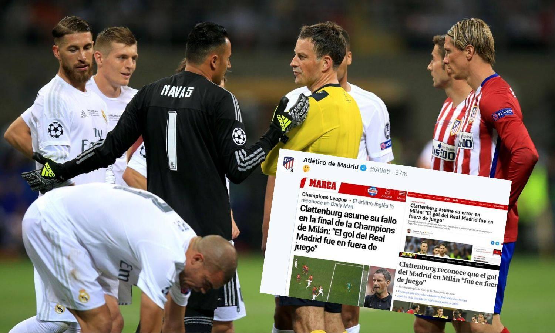 Priznao da je pomogao Realu u finalu LP-a, oglasio se Atletico