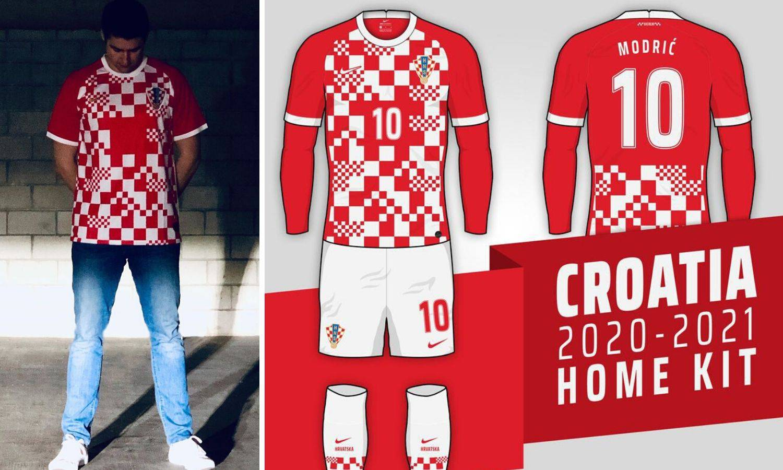Hrvati iz SAD-a: Pa ovaj 'novi' hrvatski dres i nije toliko loš...
