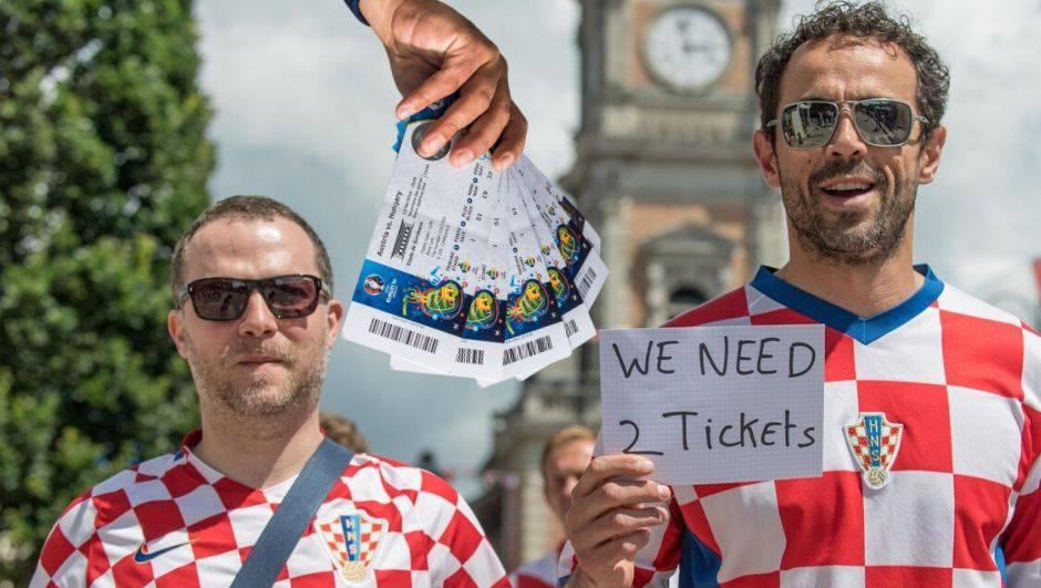 Prošla baba s kolačima: Više se ne mogu kupiti karte za Euro