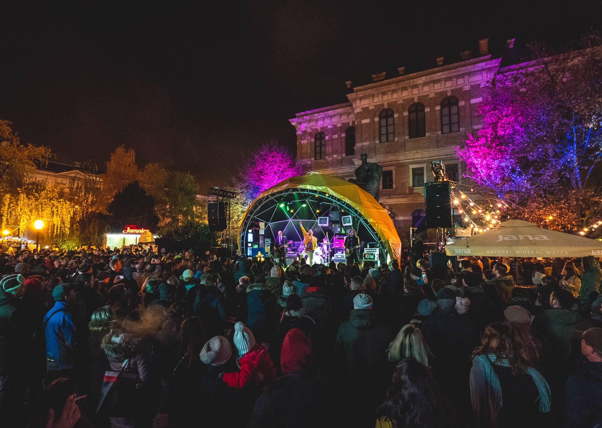 Fuliranje ove godine donosi 16 live nastupa i prefine delicije