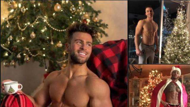 Seksi božićna drvca
