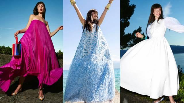Sara Battaglia predlaže mekane krinoline i retro modne dodatke