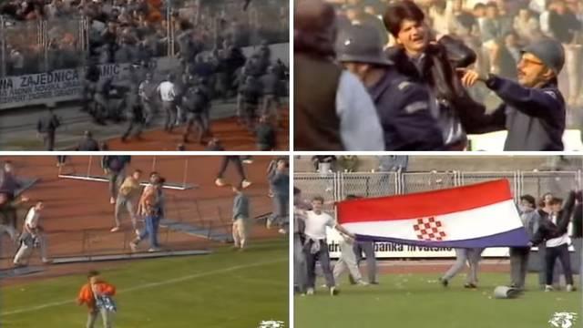 Bad Blue Boysi pokazali su tad kako se brani naša Hrvatska!