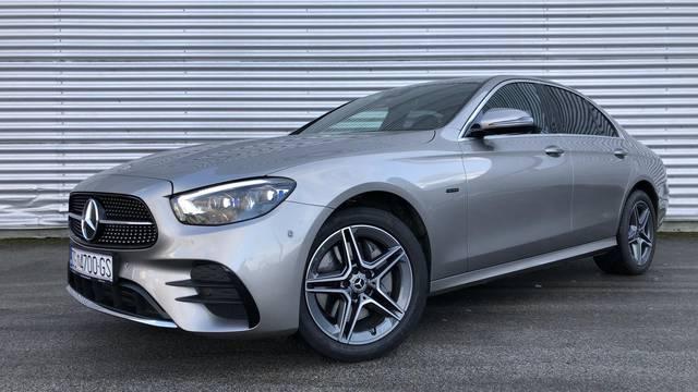 Bolja od Mercedesove E-klase samo je E-klasa plug-in hibrid