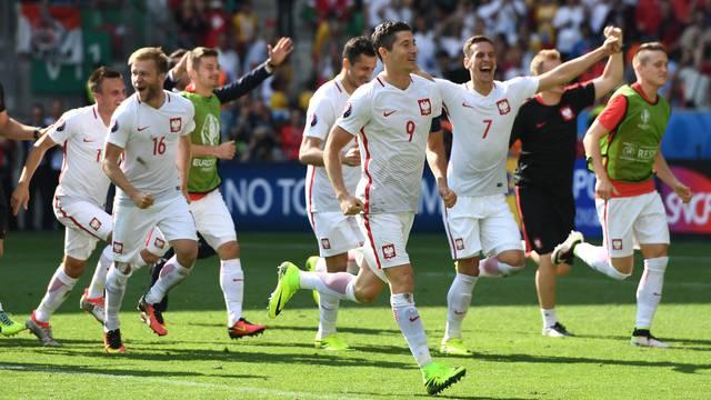 EURO 2016 -  Switzerland vs Poland
