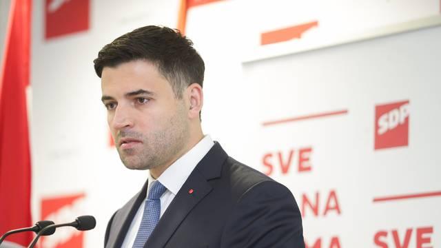 Zagreb: SDP na konferenciji iznio svoj plan rasta plaća u Hrvatskoj