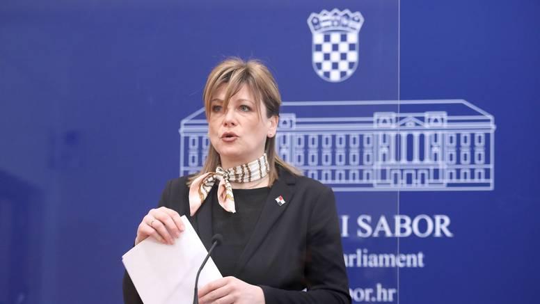"""Vidović Krišto: """"Izašla sam iz Domovinskog pokreta jer sam vidjela da projekt nije čist"""""""