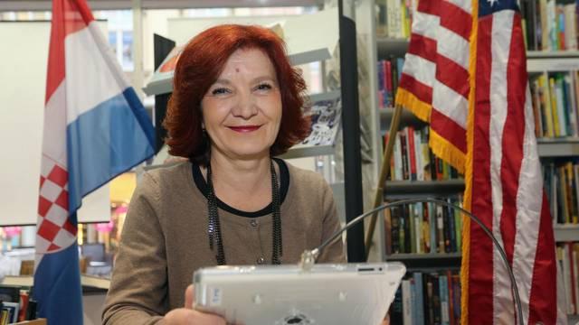 Zagrepčanka godine je Jasna Kovačević, voditeljica knjižnice