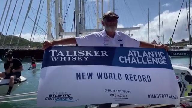 Britanac (70) najstarija osoba koja je sama preveslala Atlantik