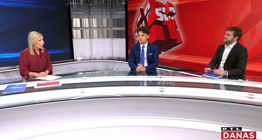 Ćorić: 'Podigli smo prosječnu plaću', Grčić: 'Plaće ne diže država već poduzetnici!'