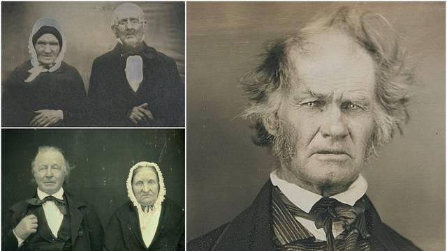 Najstarija generacija ljudi kroz povijest koja je fotografirana