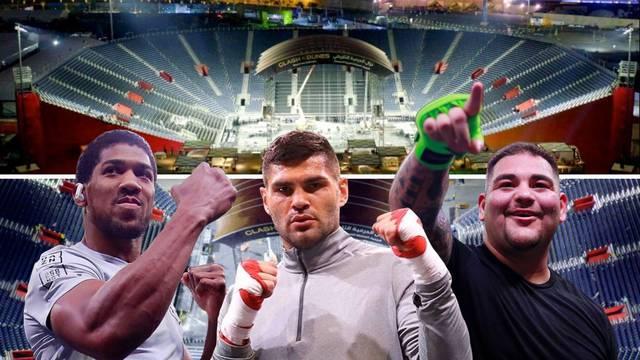 Hrgović se bori na stadionu koji je izgrađen u dva mjeseca!