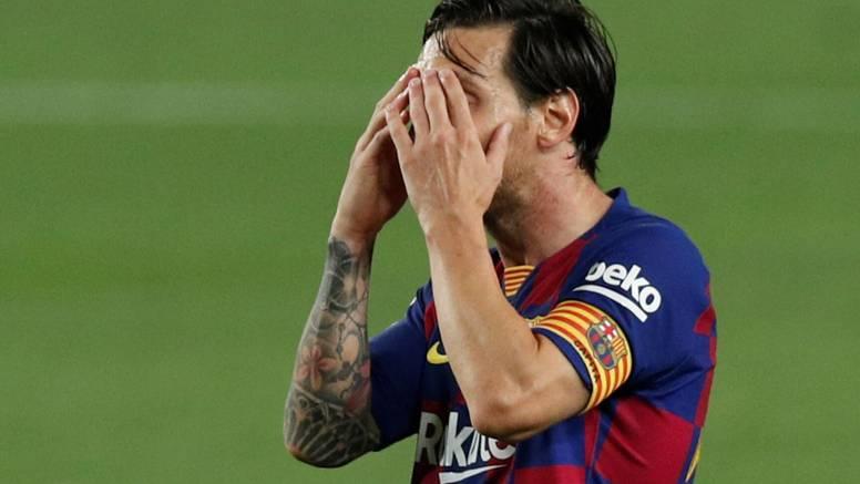 Messi napušta Barcu: Stopirao pregovore, ne želi biti problem