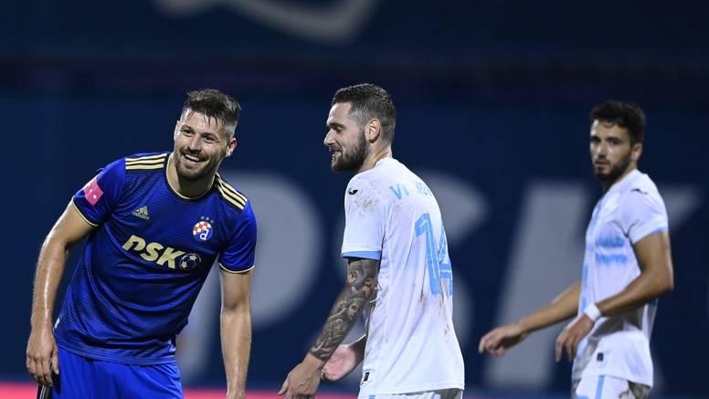 Veličanstvena predstava hrv. nogometa: Dinamo i Rijeka su podijelili bodove na Maksimiru!